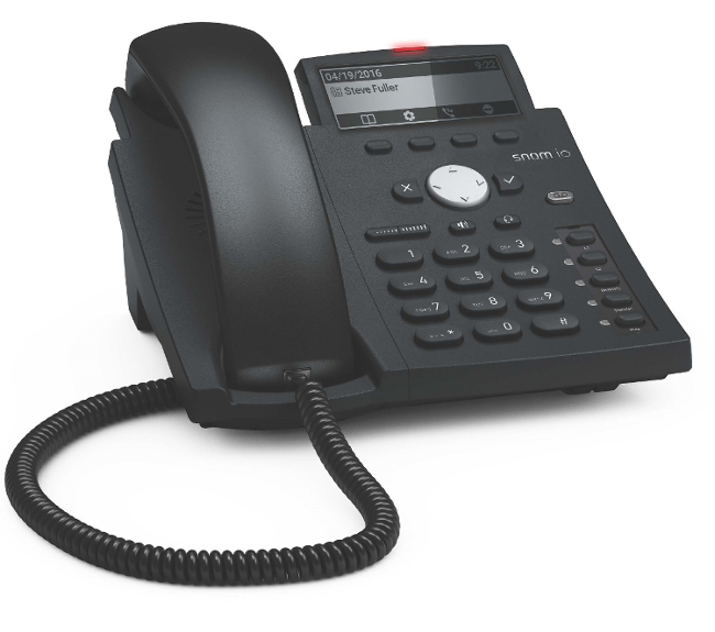 Teléfono IP Snom D315