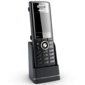 Teléfono inalámbrico profesional Snom M65