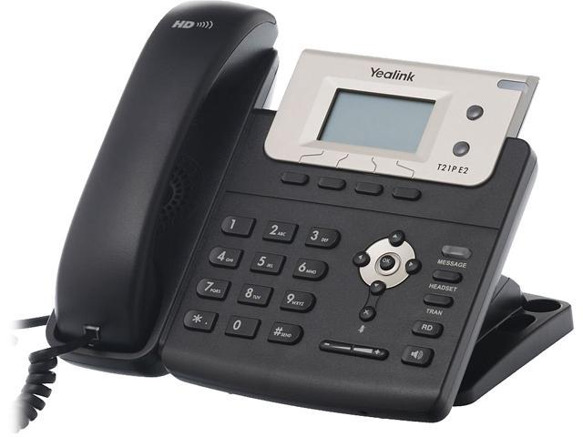Teléfono IP Yealink T21P