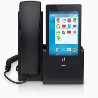 Teléfono IP SIP UBIQUITI UPV608