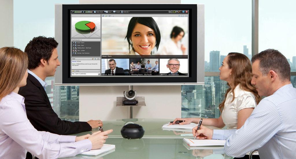 Servicios de videoconferencia profesionales para empresas
