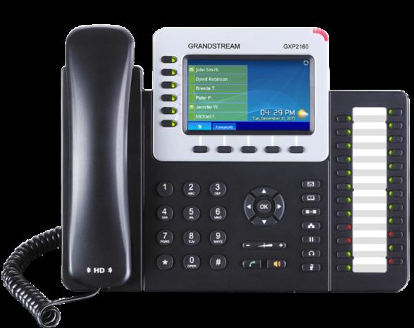 Teléfono IP Grandstream GXP 2160