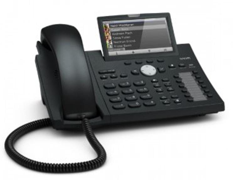Teléfono IP Snom D375